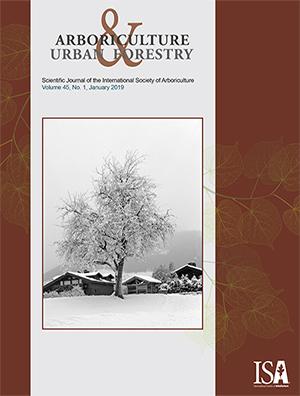 Arboriculture & Urban Forestry