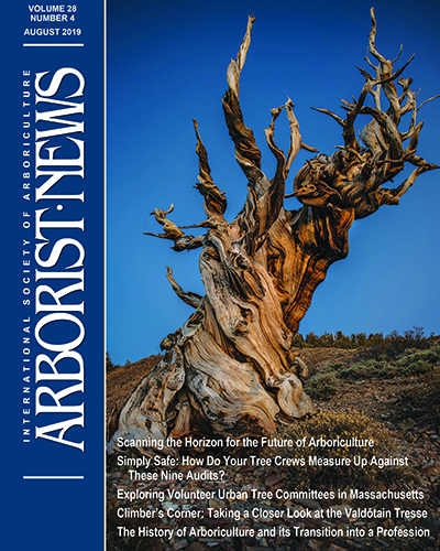 August Issue of Arborist News Now Online