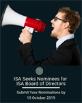 ISA Seeks Qualified Nominees for the ISA Board of Directors