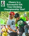 Cheers to a Successful ISA Tree Climbing Championship Year