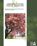 May Issue of Arboriculture & Urban Forestry Now Online