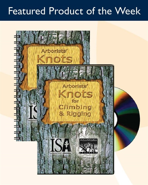 Practice Tying Knots with the Arborists' Knots for Climbing and Rigging DVD and Workbook