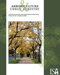 September Issue of Arboriculture & Urban Forestry Now Online!