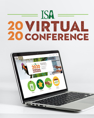 ISA 2020 International Virtual Conference Registration Now Open