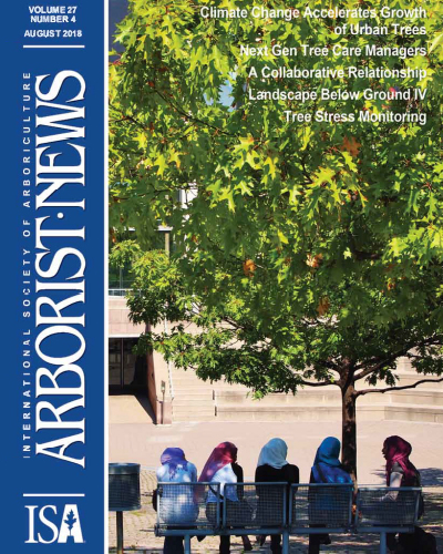 August Issue of Arborist News Now Online!