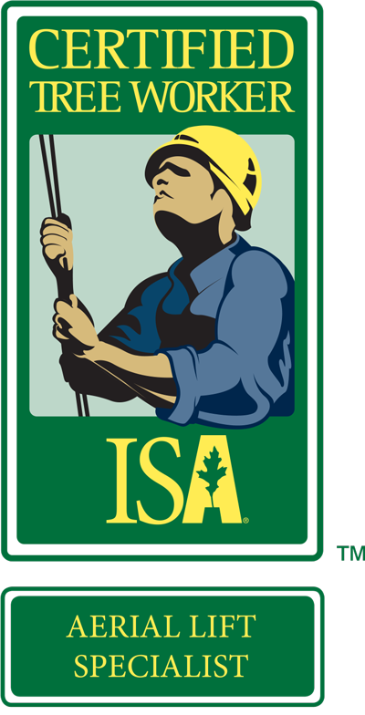 ISA Certified Tree Worker Aerial Lift Specialist